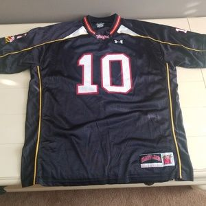 MD Terps College Football Jersey #10